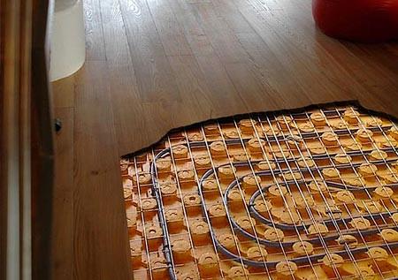 Legno adatto all impianto di riscaldamento a pavimento fratelli