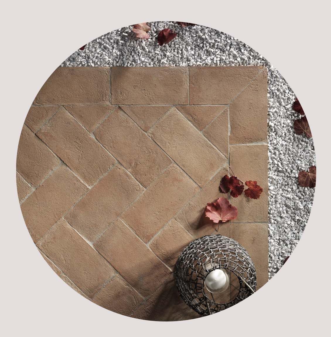 Pavimenti In Cotto Per Interni il pavimento in cotto fiorentino | fratelli pellizzari