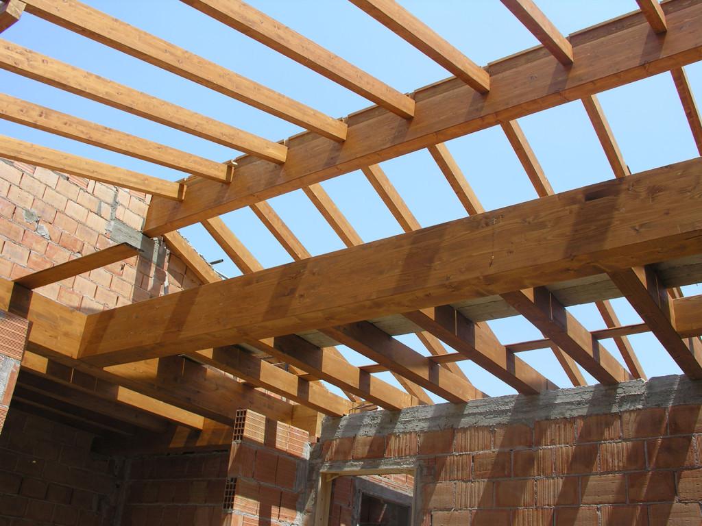 Il tetto di casa in legno da pellizzari ad arzignano - Alzare il tetto di casa ...