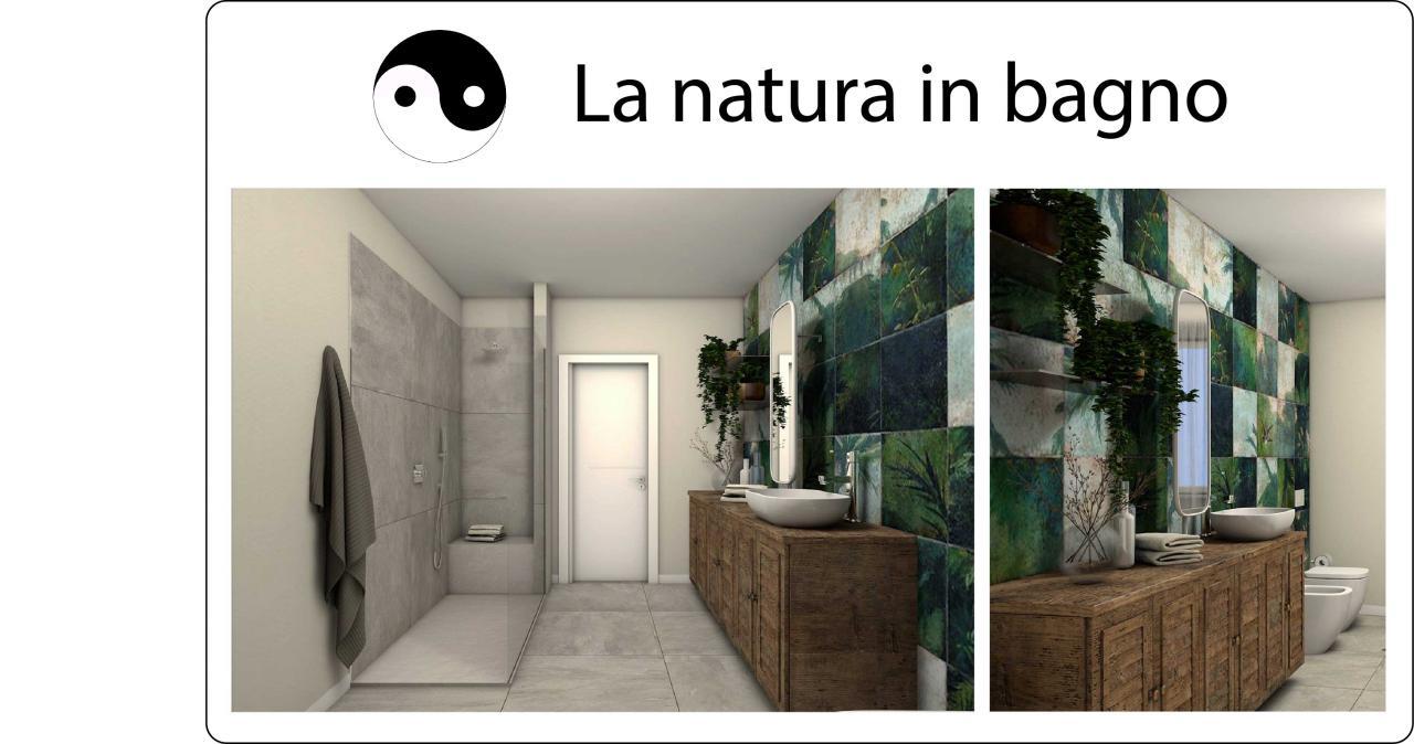 Colori Da Usare In Bagno : Il bagno secondo il feng shui progettare bagni nelle provincie