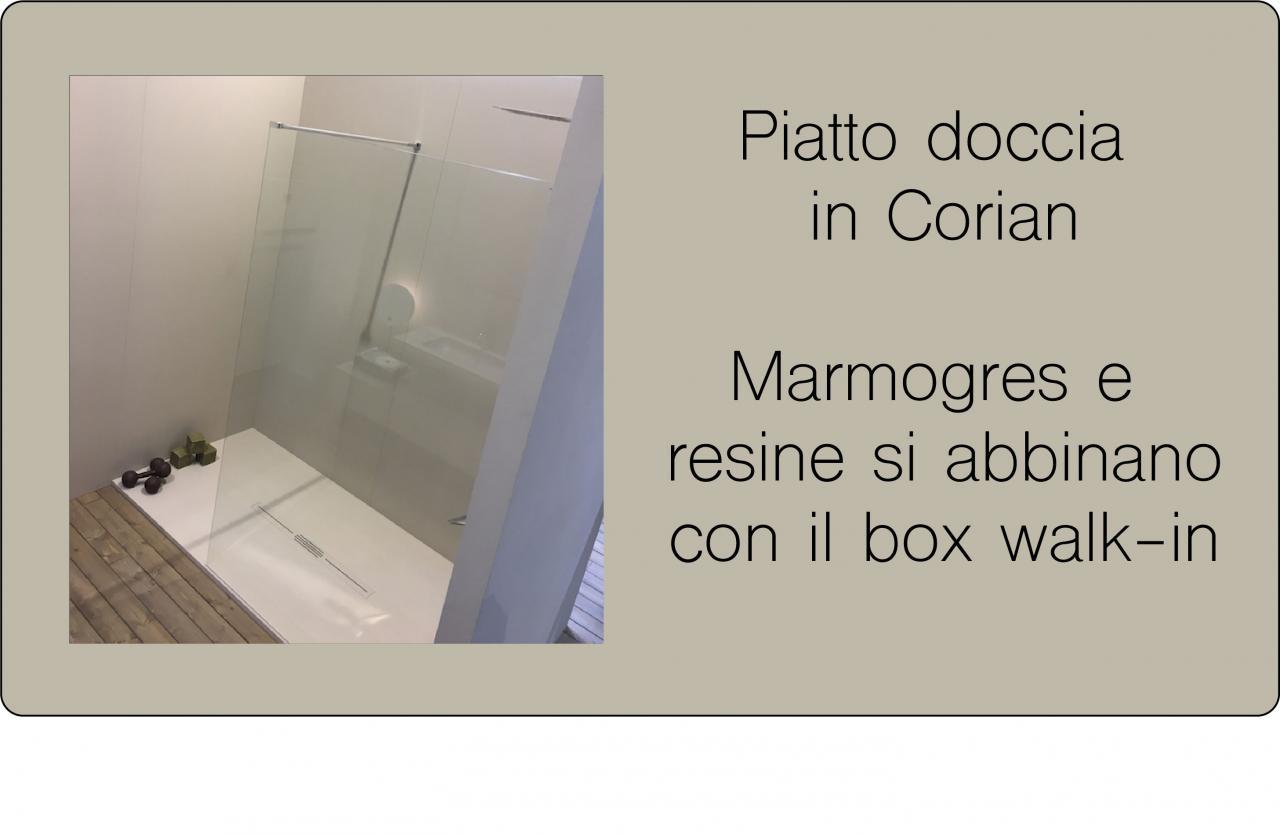 Doccia aperta walk in vantaggi e problemi fratelli pellizzari - Tipi di doccia ...