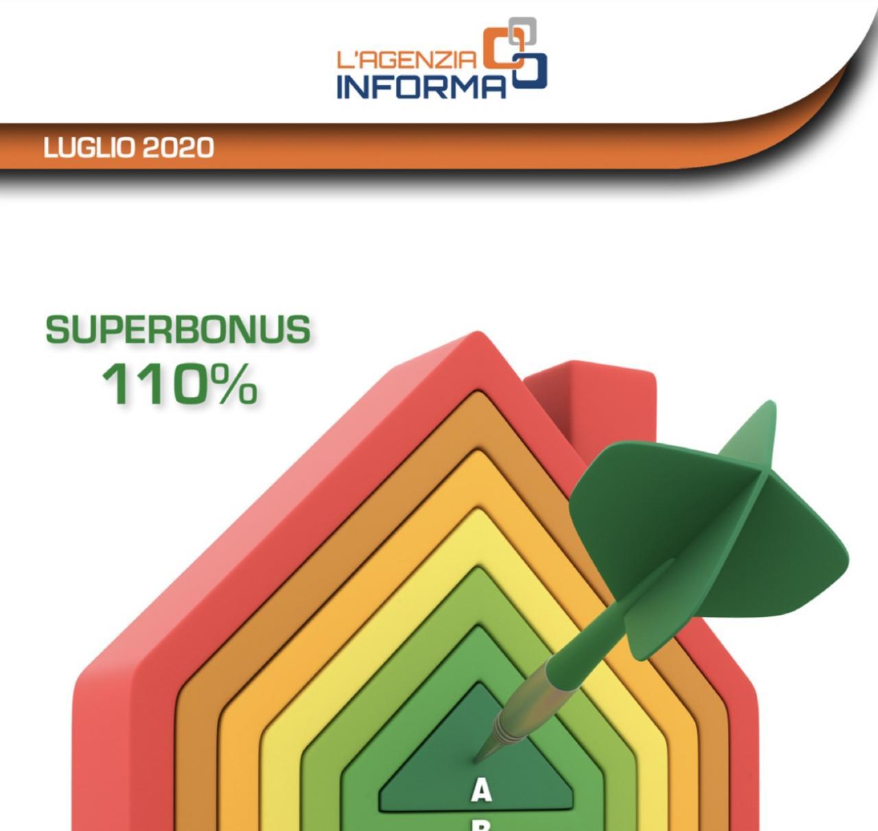 SUPERBONUS 110% - guida agenzia delle entrate