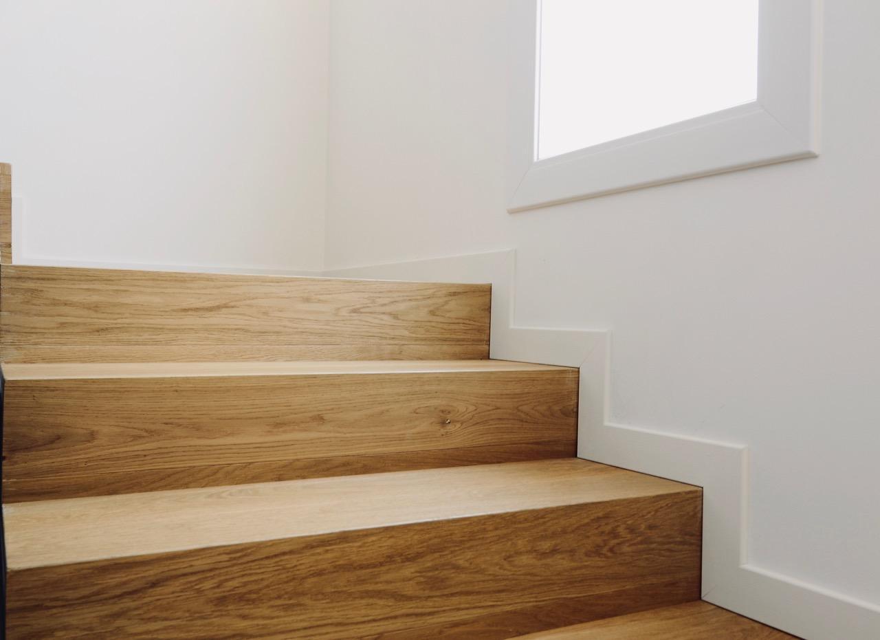 Come si calcola pedata e alzata di una scala fratelli pellizzari - Scala interna in legno ...