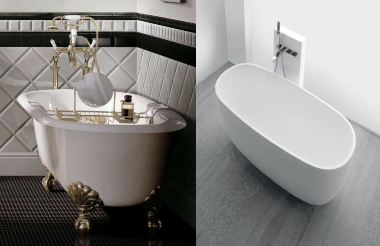 Vasca da bagno guida alla scelta di pellizzari - Vasca da bagno in resina ...