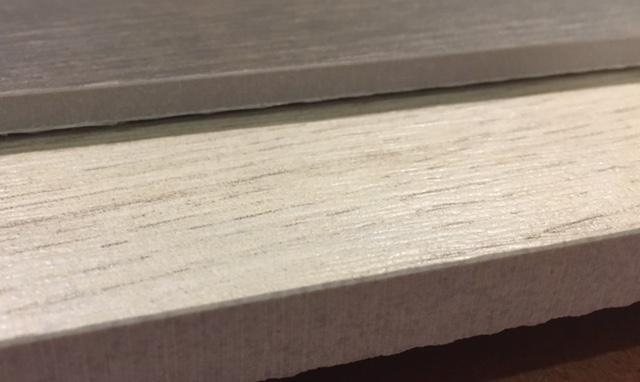 Gres effetto legno fratelli pellizzari