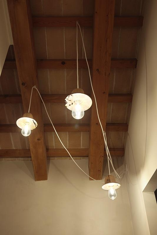 illuminazioni luci design travi soffitto Vicenza