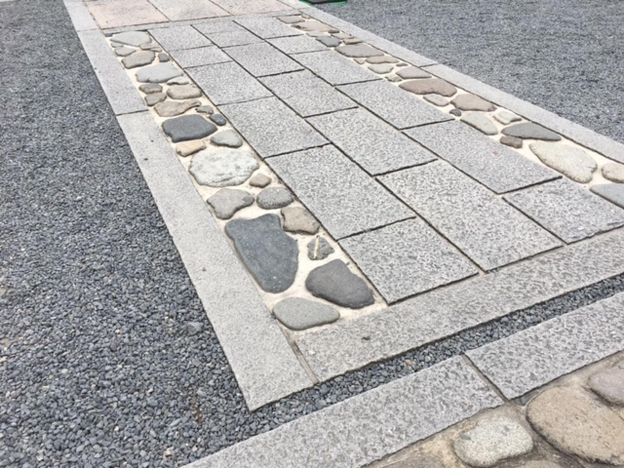 Ciottoli da giardino colori disponibili fratelli for Pavimento giapponese
