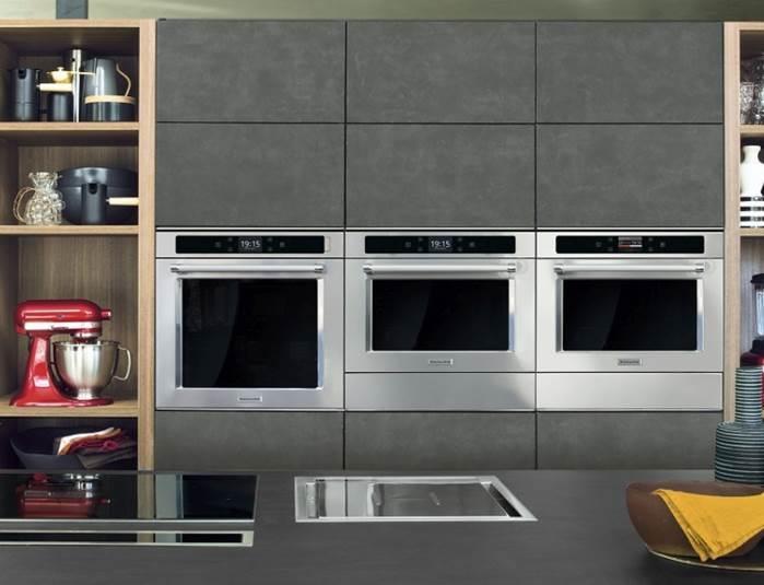 Cucina: disposizione e tipi di elettrodomestici   Fratelli ...