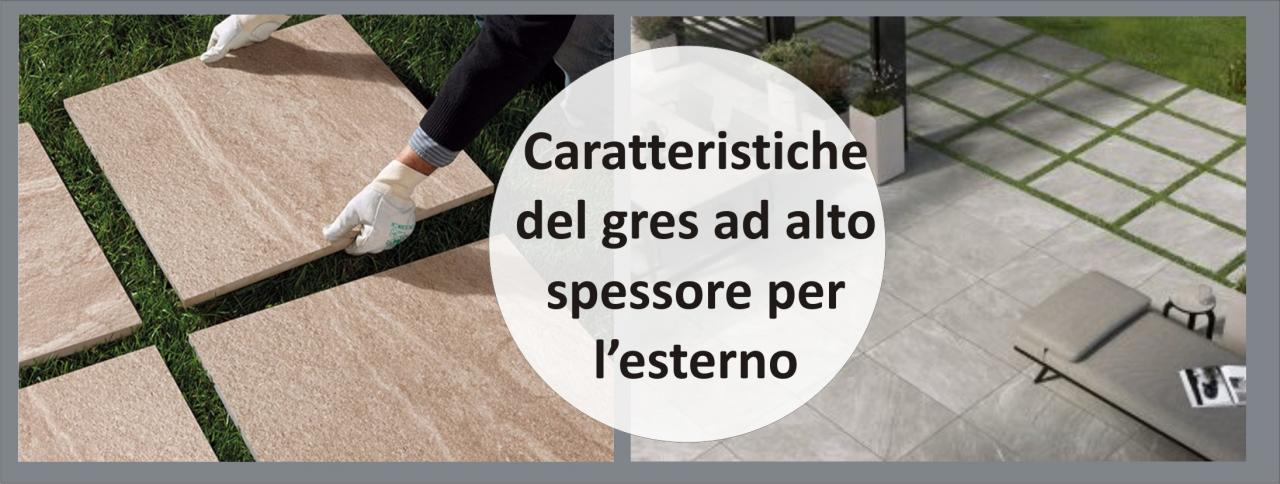 Gres ad alto spessore per pavimenti esterni a vicenza e - Idropulitrice per pavimenti interni ...