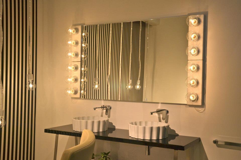 Illuminazione in bagno come realizzarla fratelli pellizzari