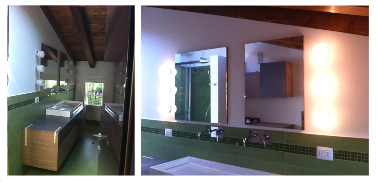 Quale illuminazione in bagno fratelli pellizzari - Luci sospese bagno ...