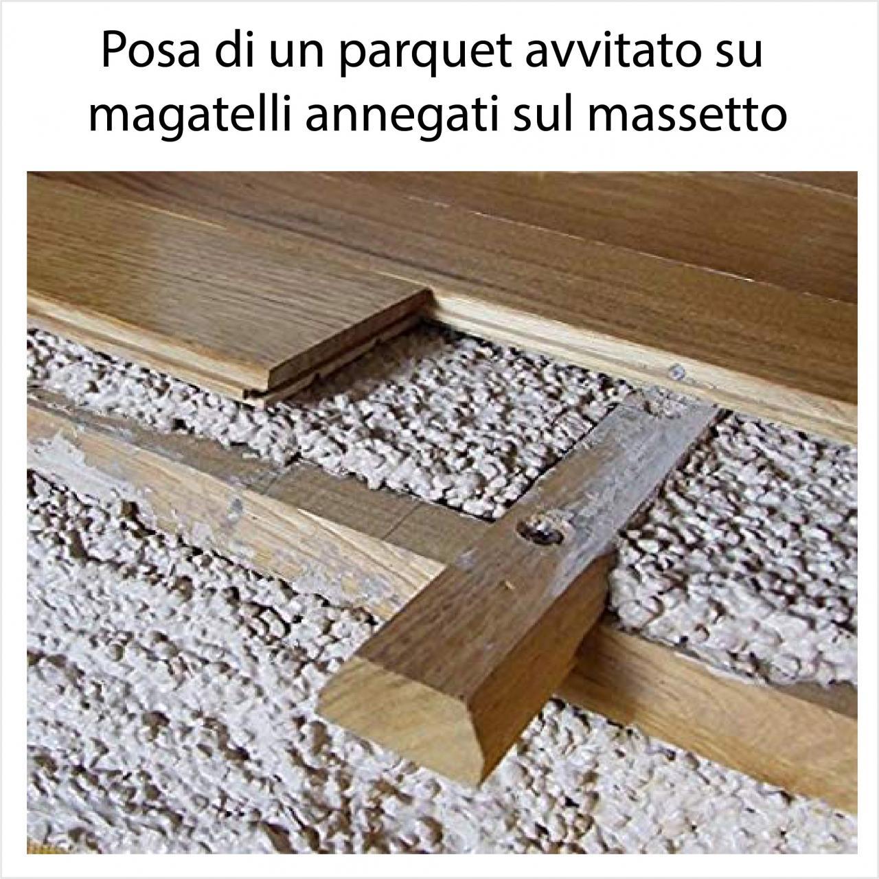 Come Si Ripara Il Parquet massetto per la posa del legno: tipologie, caratteristiche
