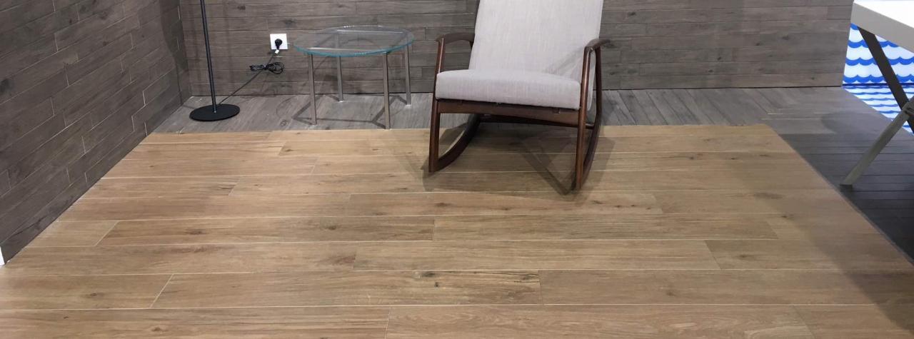 Gres effetto legno tutte le tipologie nel negozio di - Incollare piastrelle su legno ...