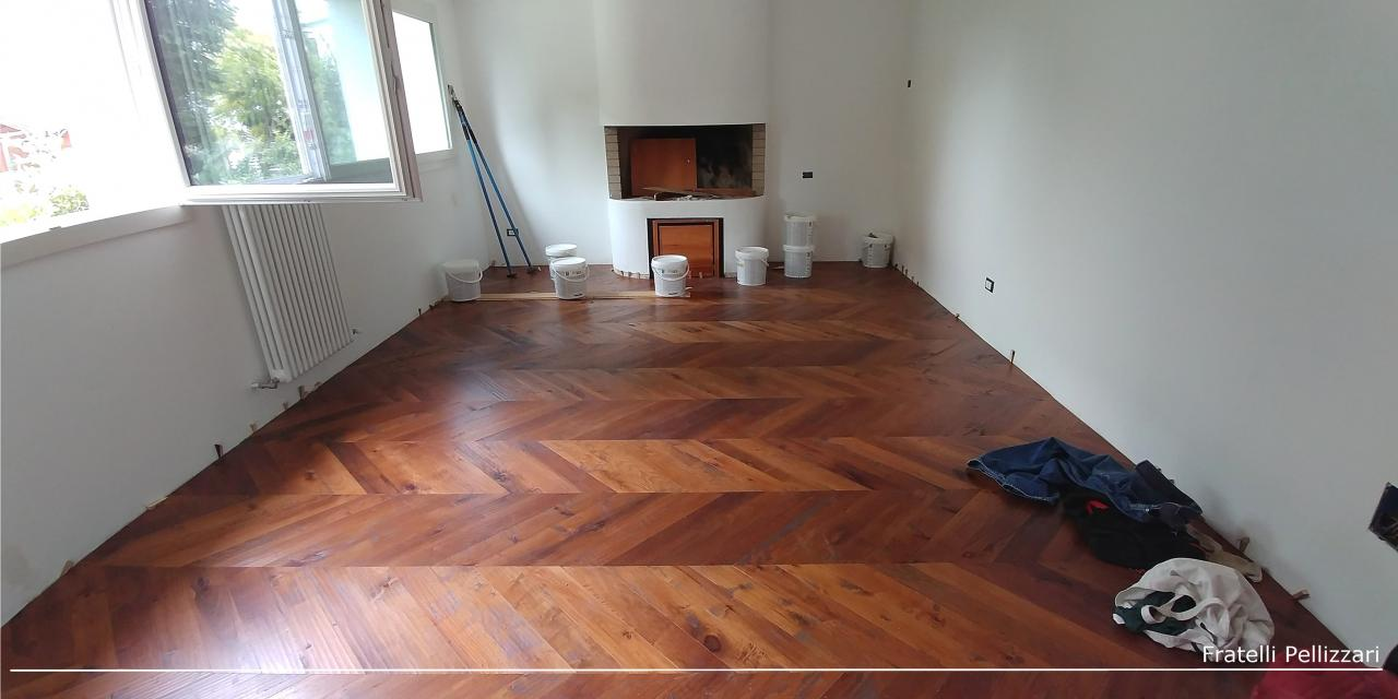 parquet spina ungherese