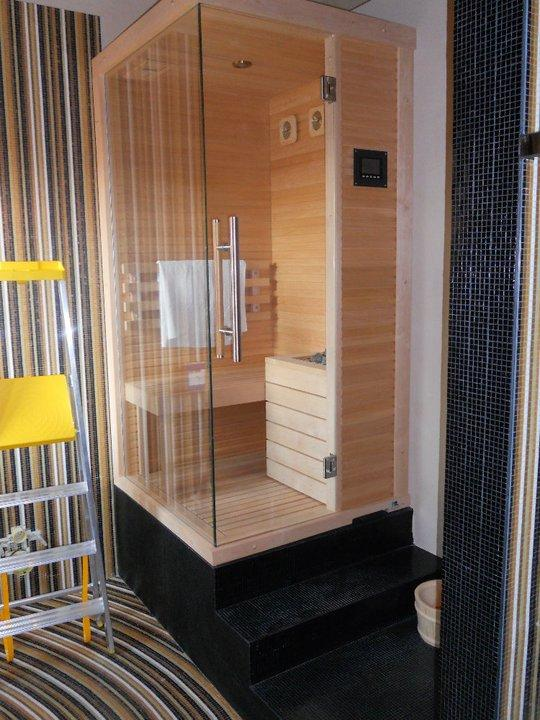 sauna in casa