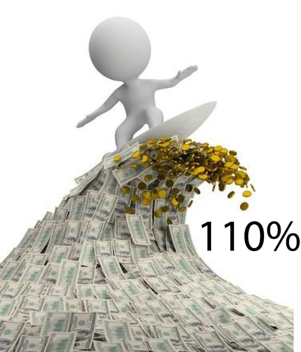 superbonus 110%: finanziamenti per avere liquidità