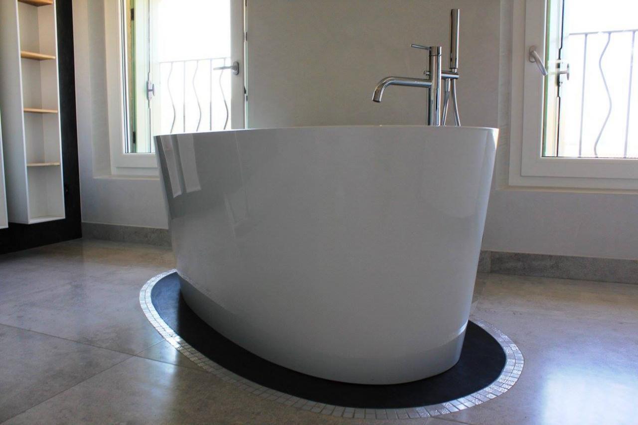 Vasca Da Bagno Non Incassata : Vasca da bagno guida alla scelta fratelli pellizzari