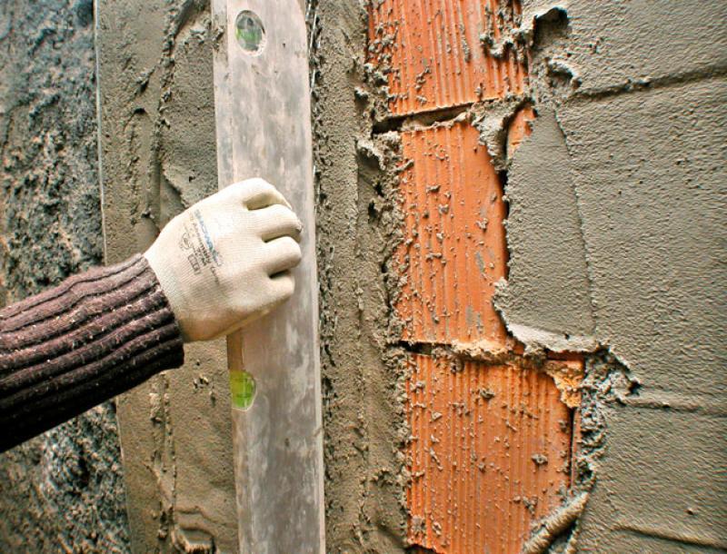 Intonaco cemento o calce fratelli pellizzari for Biocalce intonaco