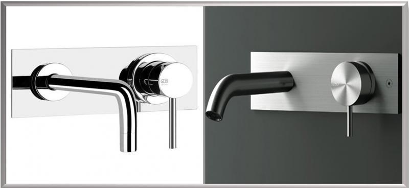 rubinetti ottone cromato o acciaio fratelli pellizzari