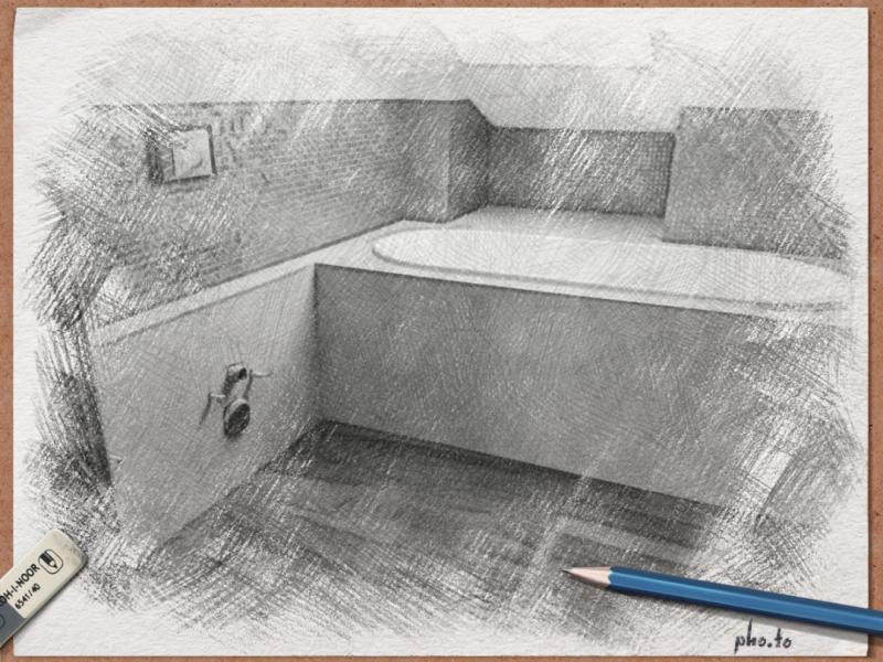 Vasca Da Bagno Bassa : Bagno mansarda progettato e realizzato a vicenza fratelli pellizzari