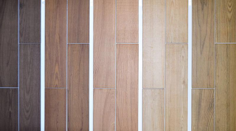 Gres effetto legno tutte le tipologie nel negozio di piastrelle a
