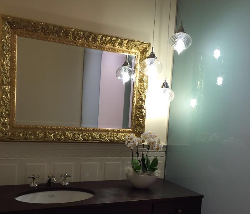 Illuminazione in bagno come realizzarla fratelli pellizzari - Illuminazione per bagno ...