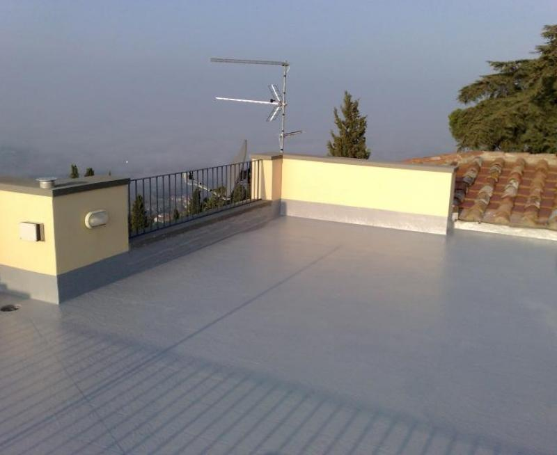 Impermeabilizzazione terrazzi a Vicenza | Fratelli Pellizzari