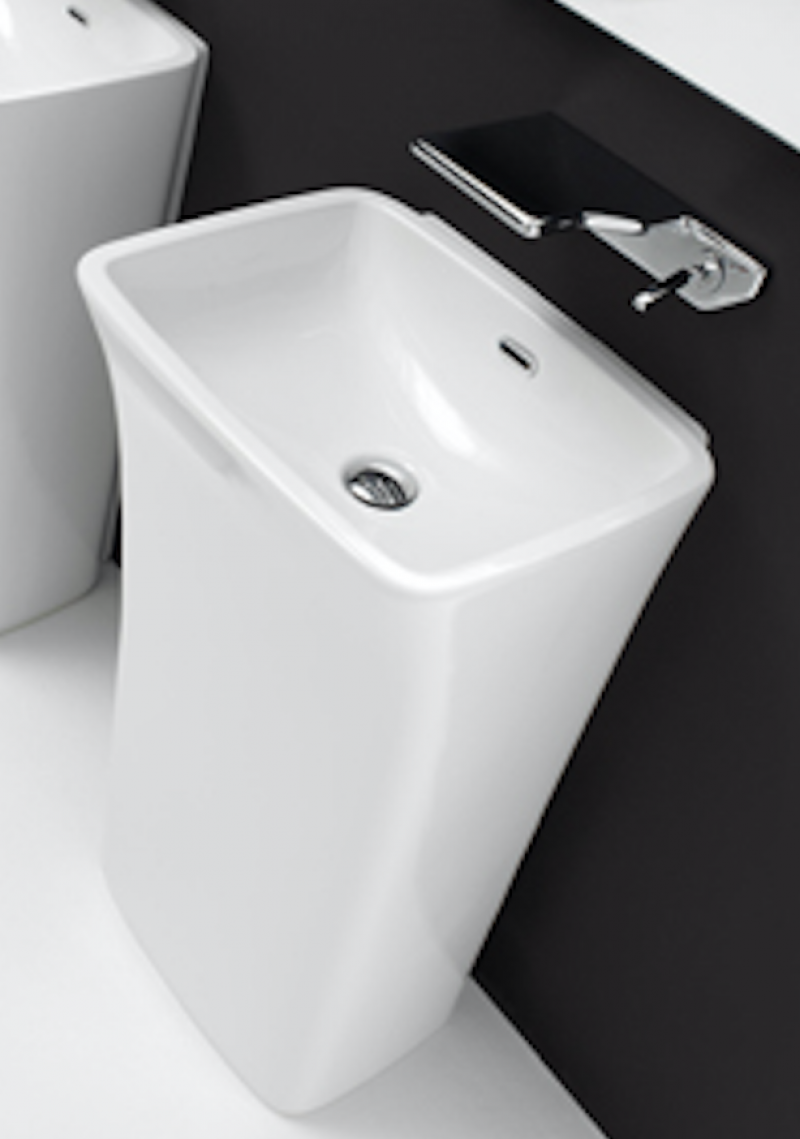 Lavabo freestanding in ceramica prezzi outelt vicenza - Lavabo bagno prezzi ...