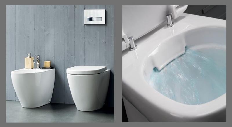 Bagno In Camera Senza Scarico : Bagno in camera senza scarico: spostare il bagno e spostare la
