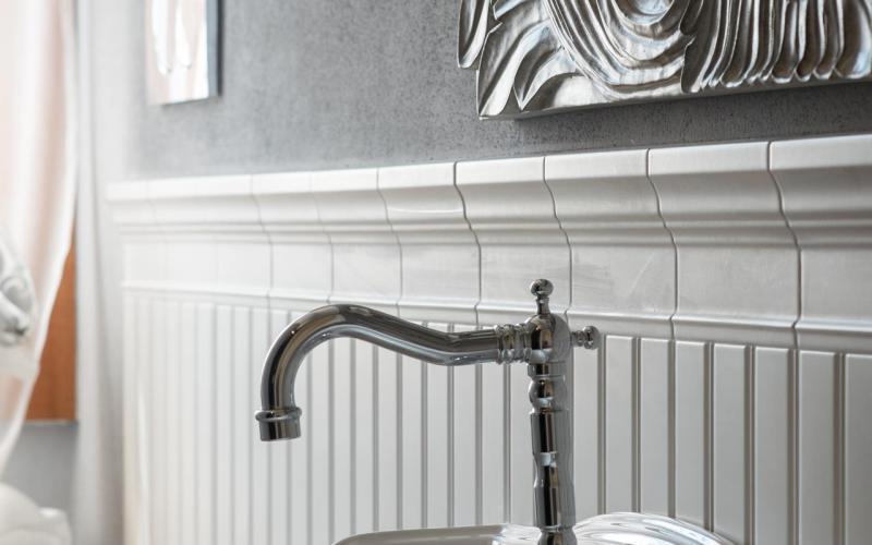 Boiserie Bagno Ceramica : Bagno chiavi in mano a vicenza e verona fratelli pellizzari