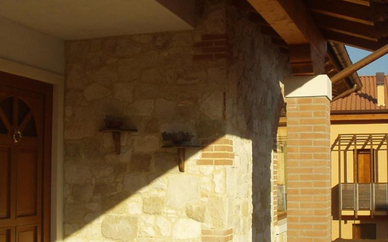 Exterior stone wall cladding Vicenza_0