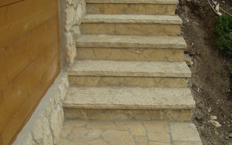 Scale Da Esterno In Pietra : Distanze tra edifici e parti accessorie scale esterne e volumi