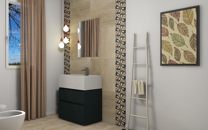 Bagno Colori Neutri : Il beige e i colori da abbinare nella stanza da bagno fratelli