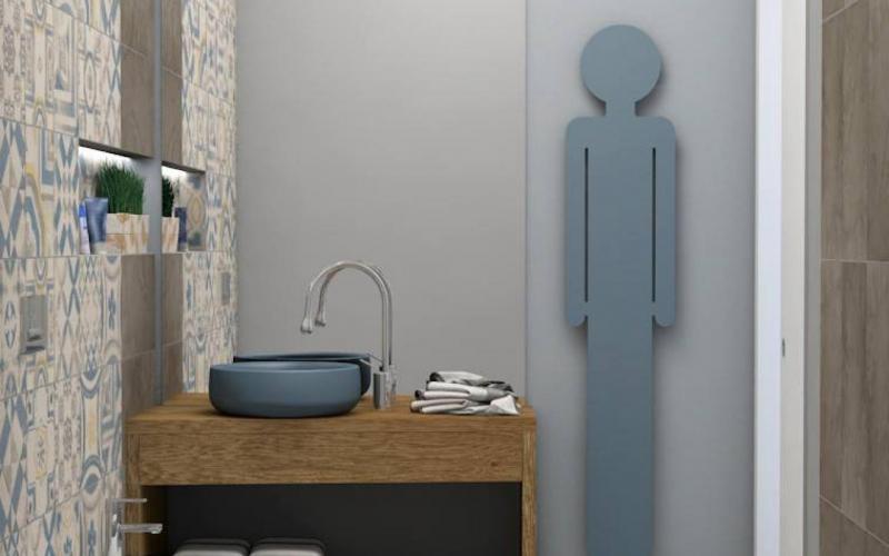 Progetti di bagni: portfolio di guido fratelli pellizzari
