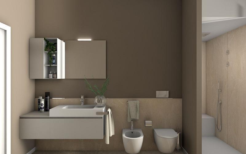 Progetti bagno: lo stile di Roberto | Fratelli Pellizzari