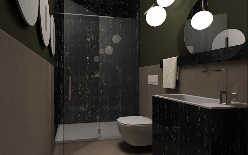 Progetti bagno lo stile di yasmine fratelli pellizzari