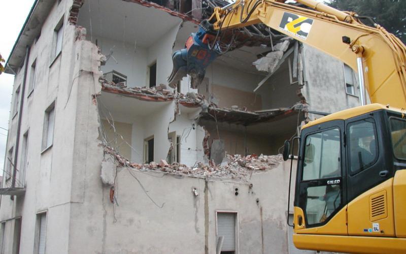 Demolizione e ricostruzione come funziona il 110%