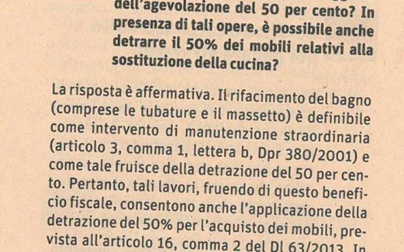 Detrazioni fiscali 50% su ristrutturazioni | Fratelli Pellizzari