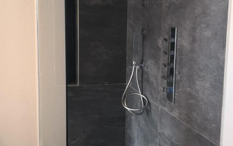 Bagno Con Doccia Walk In : La tendenza della doccia walk in ristruttura con made