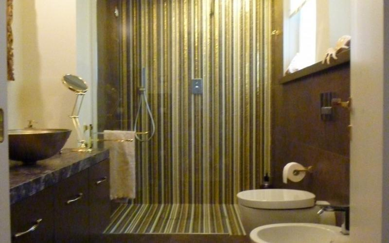 Bagno Doccia Mosaico : Bagno in mosaico con tessere oro a trissino vicenza fratelli