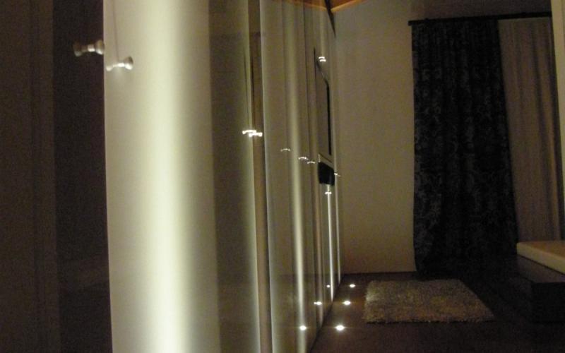 Illuminazione del bagno e della casa luci interne ed esterne a