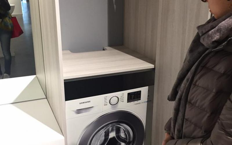 Il bagno lavanderia moderno fratelli pellizzari