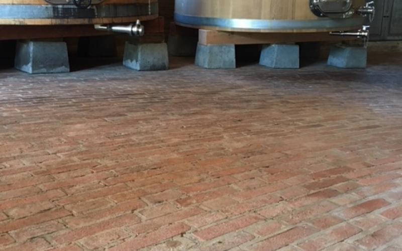 Pavimento per cantina vinicola le piastrelle migliori