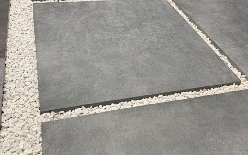 Piastrelle Giardino 50x50.Gres Spessore 20 Mm Per Pavimenti Esterni Fratelli Pellizzari