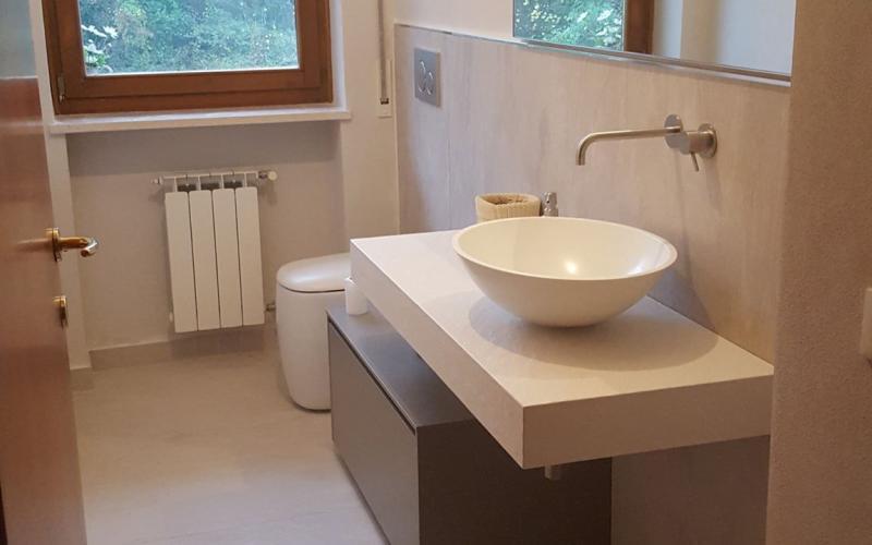 Modelli di bagni moderni latest idee di bagni moderni per una casa da sogno colori idee for Modelli bagno moderno