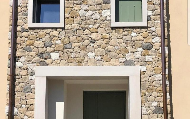 reconstructed stone cladding house exterior_1