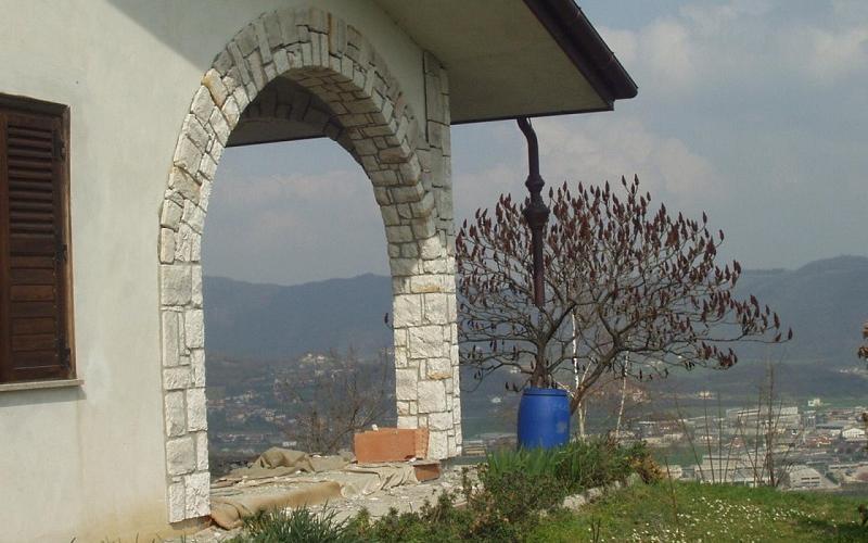 Rivestimento Pietra Esterno Casa : Rivestimenti in pietra interni ed esterni realizzati a vicenza e