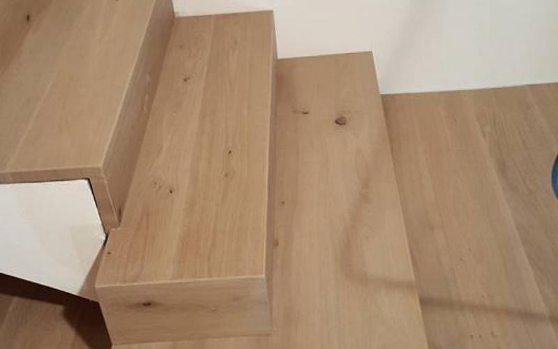 Assi Di Legno Rustiche : Scale in legno fratelli pellizzari