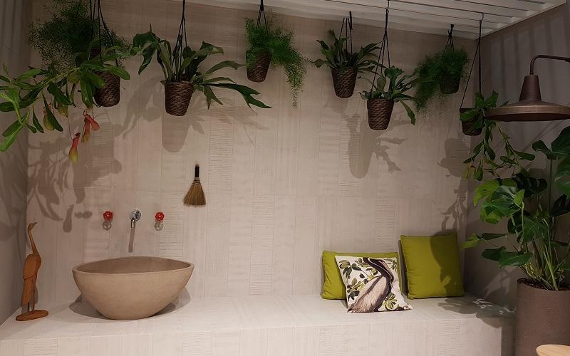 Bagno Stile Naturale : Stili bagno guida fotografica per scegliere arredi e rivestimenti