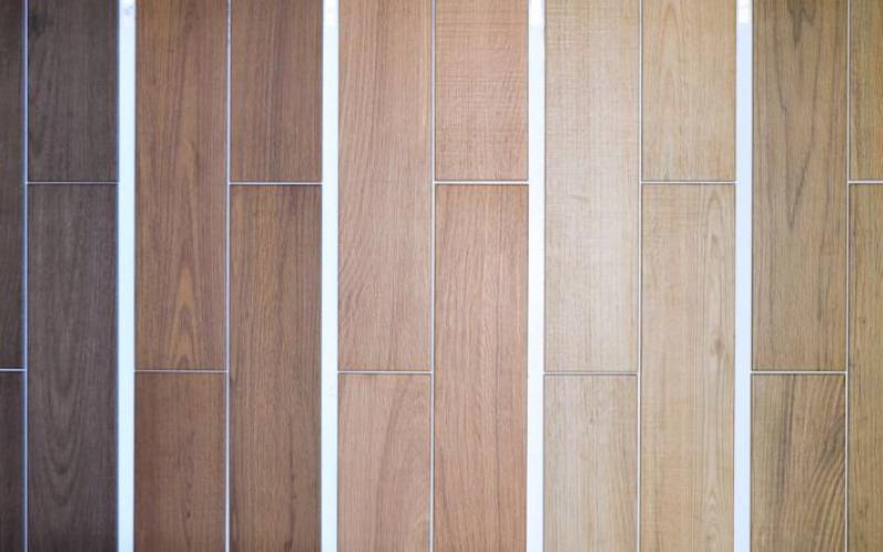 Piastrelle per pavimento listone effetto legno rovere fiordo